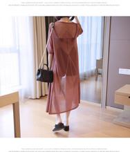 衣之莊園2019春夏裝女短款外披服裝整手拿貨嗎圖片