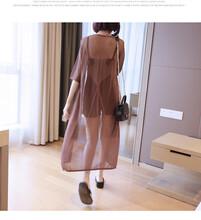 西子戀2019春夏裝外搭外披服裝生意拿貨經驗圖片