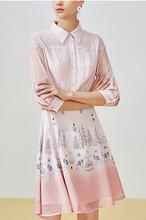 品牌尾貨女裝進貨杭州博萊詳新款連衣裙圖片