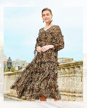 零库存代卖进货的衣服应该怎么定价柏菲特七分袖连衣裙