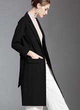 衣服貨源廠家直銷鴨寶寶高端羊絨大衣圖片