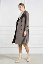 進衣服的貨源一般在哪里IM27秋冬季羊毛毛呢羊絨大衣圖片