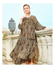梦思兰2020春夏新款套头中长款裙子开店服装货源图片