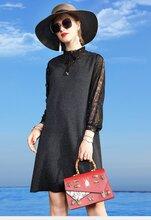 珍妮文2020春装苎麻新款中长裙如何到浙江服装厂拿货