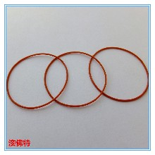 高拉力硅橡胶O型圈加工厂家