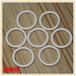 廠家加工耐腐蝕白色三元乙丙橡膠密封圈