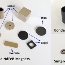 美國杜邦特氟龍涂料在磁鐵上的應用