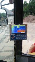 白山50型铲车计量安装案例