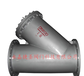 碳鋼大口徑Y型過濾器國標Y型過濾器