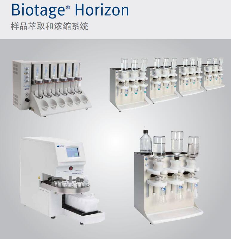Horizon5000全自动固相萃取样品前处理萃取和浓缩系统