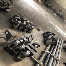 鹅卵石机制砂建筑废料机制砂矿石废料机制砂鹅卵石建筑废料合金锤头图片
