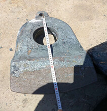 丹东锻打锤头立轴式破碎机图片