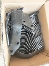 宽城195微耕机刀片耐磨堆焊旋耕刀激光225旋耕刀农机配件图片