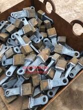 商州区安山岩建筑砂石料破碎机锤头PC1010破碎机锤头图片