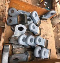 郏县粉碎混凝土块环锤式破碎机锤头PC1211破碎机锤头图片