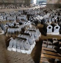 韩城粉碎碎石块新型制砂机锤头PC1210破碎机锤头图片