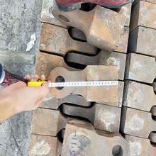 富平砂岩颚式破碎机颚板现货PC1211破碎机锤头图片