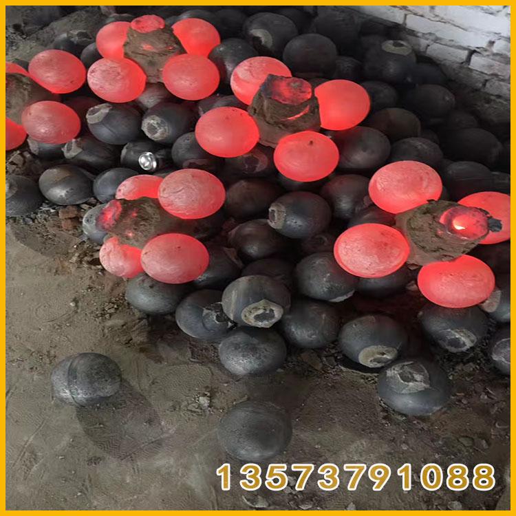 洛阳吉利耐磨钢球钢球直径20钢锻25*30