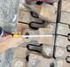 張掖山丹雙金屬合金錘頭淄博機械1116制砂機錘頭