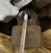 龙岩新罗区花岗岩合金锤头山东金宝山1520制砂机锤头