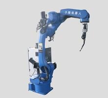 焊接機器人,自動焊接,自動焊接機器人,鐵架子焊接圖片