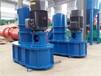 新型有机肥设备挤压造粒机参数规格、厂家报价