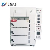 热销精密工业烤箱触摸屏真空烘箱工厂定制电热恒温干燥箱