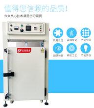 廠家定制小型工業烤箱潔凈電熱恒溫烘箱東莞深圳非標定做電機烘箱圖片