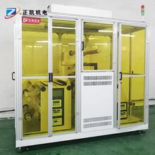 卷對卷壓干膜機ZKL-55-R2R多功能覆膜裁切設備可定做