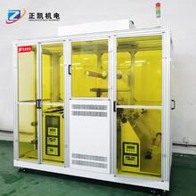 東莞全自動粘塵覆膜裁切設備ZKL-55-R2R卷對卷壓干膜機