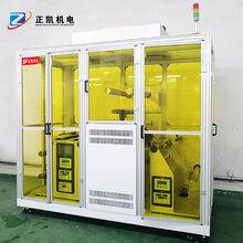 专业卷对卷压干膜机PVC膜全自动压膜机自动化设备制造厂家直销图片