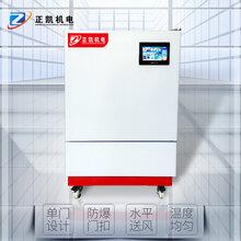廠家直銷工業無塵烘箱定做恒溫電熱烘箱實驗室潔凈烤箱