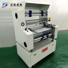 多功能覆膜裁切設備非標定制ZKL-M25R彈筒式加熱器手動壓膜機價格