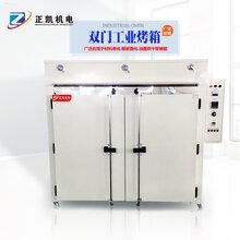 深圳东莞直销双门工业烤箱工业用热风烘箱工业用烤箱生产厂家图片