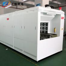 油墨工业隧道炉用于玻璃表面油墨印刷后干燥固化真空隧道炉供应商