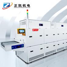 杭州正凯机电硅胶光氧改制机ZKUV-5090S硅胶表面防尘UV改性机