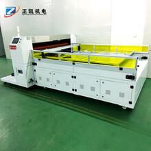 自動覆膜裁切機ZKCQ-1500用于上下壓膜輪大尺寸自動裁切機