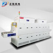 UV光清洗改质机ZKUV-3090S用于改质后表面光滑不粘尘硅胶改质机
