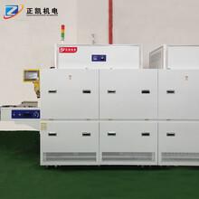 光氧UV改性機ZKUV-3090增滑度光改質防污染硅膠表面改質機