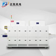 杭州正凯机电硅胶UV表面处理防尘机ZKUV-3090硅胶亮面uv改性机