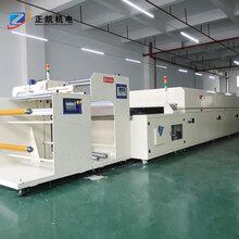单列卷对卷收发料机ZK-R2R-SL-960用于自动收放料装置无尘收放料机