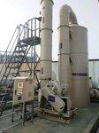 废气处理成套设备HD-5000涂料石化电镀等行业