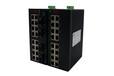 訊記供應16/20口百兆非網管型工業以太網交換機