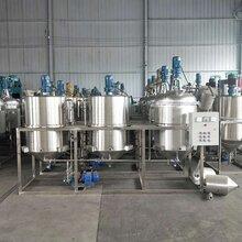 牡丹籽精炼油设备小型精炼油设备厂家图片