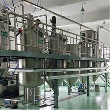 食用油精煉機組精煉油設備油脂精煉設備圖片