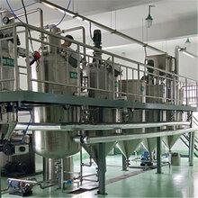 食用油精炼机组精炼油设备油脂精炼设备图片