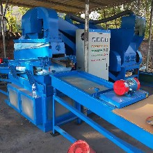 环保型干粉杂线铜米机保定铜米加工厂都在用