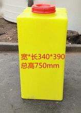 濰坊東升塑料容器,廠家直銷PE加藥箱80L塑料儲罐耐酸堿耐老化