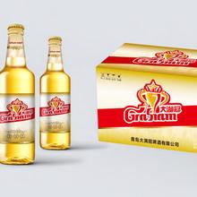 青岛大满冠啤酒升级图片