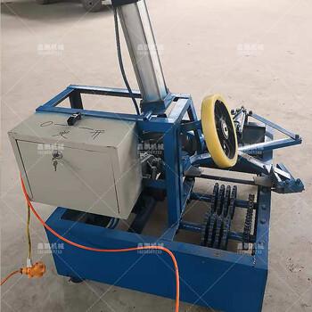 舊輪胎切膠機花紋輪胎割圈機切割效率高
